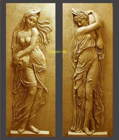 维纳斯女神雕塑【玻璃钢纤维人物雕塑】
