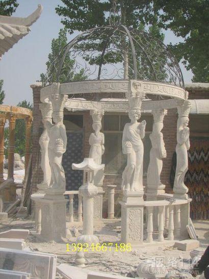 法国卢浮宫雕塑【玻璃钢人物纤维雕塑】