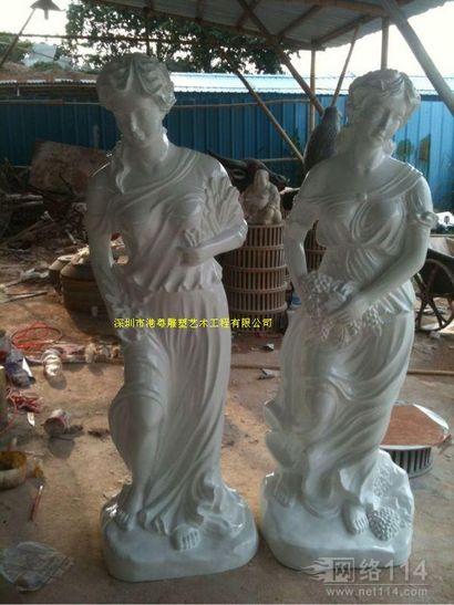 泰州人像雕塑