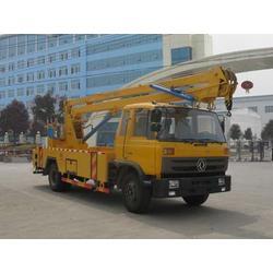 东风153高空作业车16-18米折臂升降式高空作业车