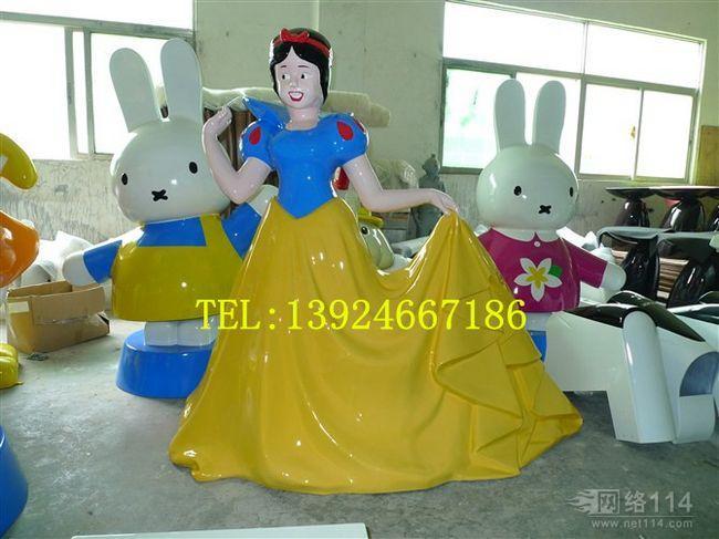 迪士尼动漫雕塑摆件定制