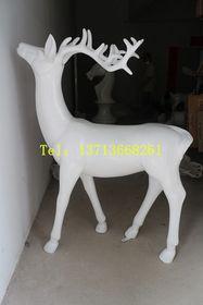 厂家定制梅花鹿动物玻璃钢雕塑摆设查看原图(点击放大)
