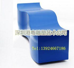 商场美陈蛇形休闲椅【玻璃钢纤维造型雕塑】查看原图(点击放大)