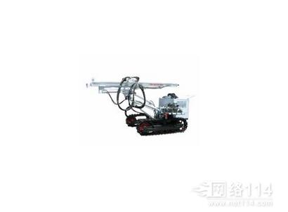 KQ90Y小型履带式液压潜孔钻机