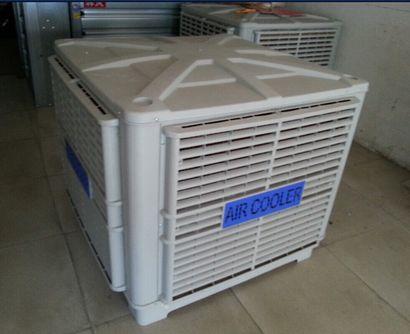 广西柳州厂房降温通风环保空调 广西柳州水冷空调 柳州负压风机