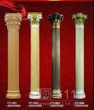 玻璃钢罗马柱装饰柱