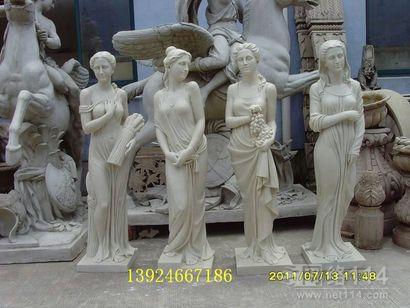 古希腊著名雕塑(玻璃钢纤维人物雕塑)