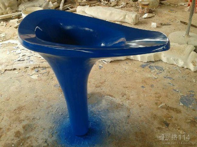 居家座椅玻璃雕塑