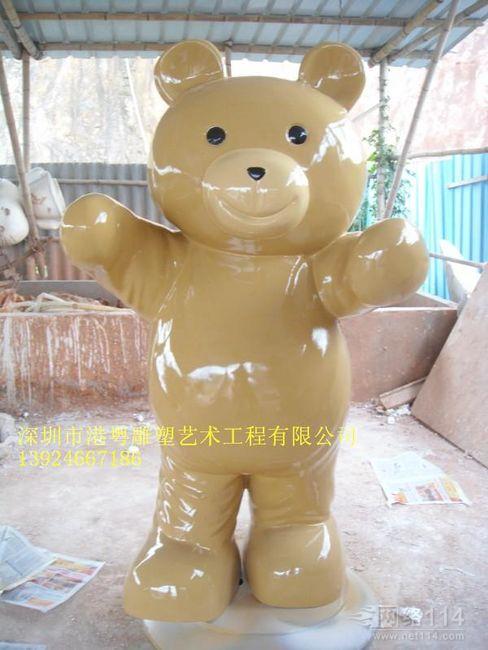 深圳卡通动漫雕塑工厂公仔制造