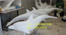 海洋公园装饰之海豚鲸鱼雕塑查看原图(点击放大)