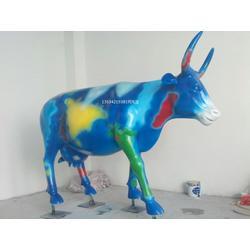 海南楼盘防真动物雕塑玻璃钢雕塑