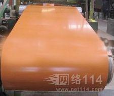 山东彩钢板厂家直销热镀锌彩涂卷/镀铝锌彩涂卷
