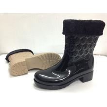 揭阳水鞋雨鞋厂家保暖雨鞋