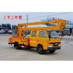 江铃折臂升降高空作业车,高度12米14米16米可选