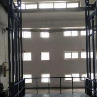 佰旺牌液压货梯无机房液压货梯物流仓库用液压货梯