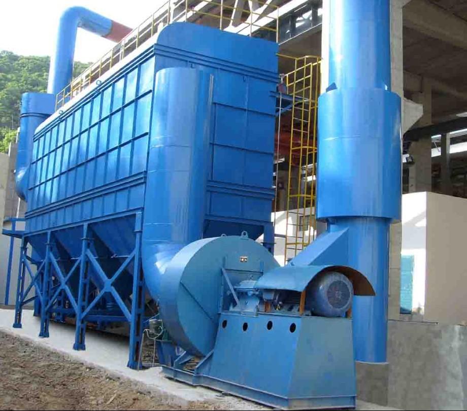 PPC型氣箱脈沖袋式除塵器圖片