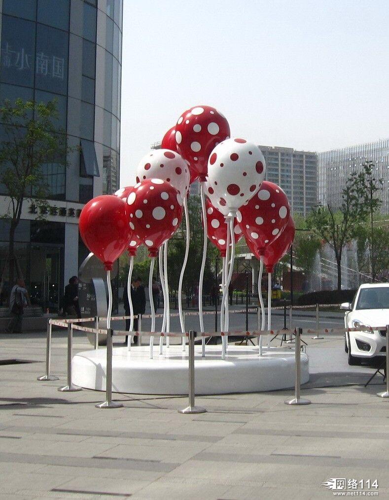 造型雕塑制作|商场装饰雕塑|活动场景布置图片