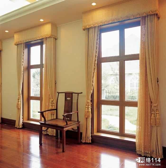 铝木复合门窗的安全性要求