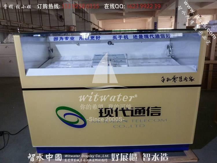 叠式展柜   展台和展柜底座部分采 展柜的玻璃可插入台面的沟 槽,四图片