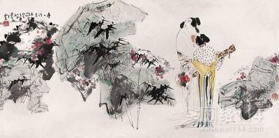 哪里收购王西京的画就我个人的经验里面
