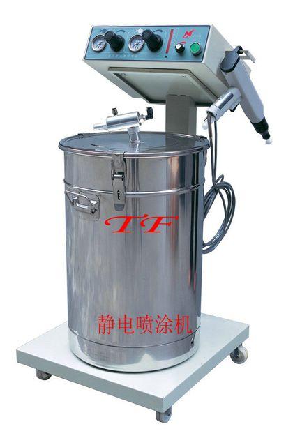 厂家直销经济实用型粉体静电喷涂机,质量售后皆保障