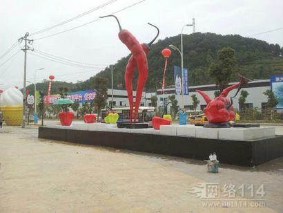 玻璃钢主题造型雕塑    玻璃钢主题公园雕塑