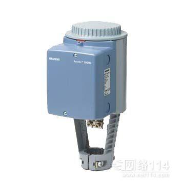 西门子代理商批发零售电动执行器SKD60