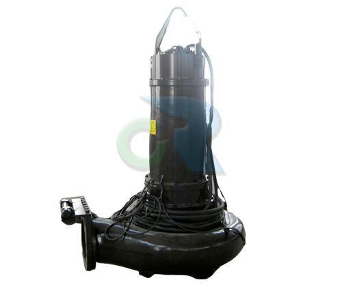 晨荣环保WQ型潜水排污泵生产
