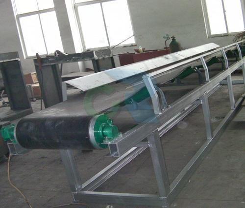 晨荣环保SD型皮带输送机的价格