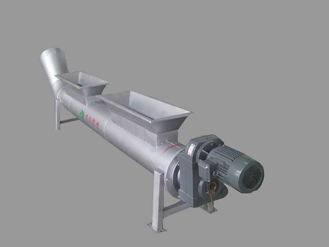 晨荣环保LYZ型螺旋输送机
