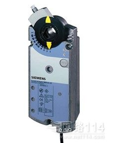 GBB131.1E西门子风阀执行器