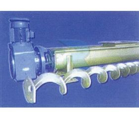 WLS系列无轴螺旋输送机型号/螺旋输送机厂家查看原图(点击放大)