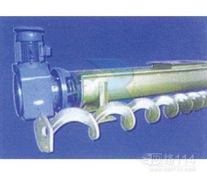 WLS系列无轴螺旋输送机型号/螺旋输送机厂家