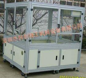 加工钣金机箱 钣金封板 工业铝型材机架 铝型材配件 铝型材机架查看原图(点击放大)
