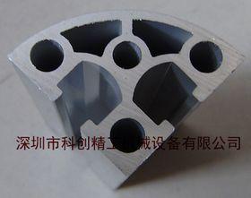 批发工业铝型材 EFR3030框架铝材 流水线型材查看原图(点击放大)