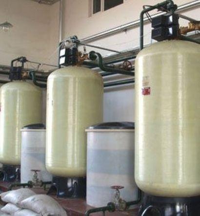 大型酒店洗衣房专用锅炉软化水设备