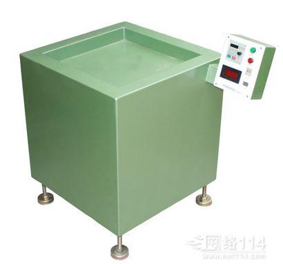 浙江中创散热器去毛刺磁力研磨设备性能特点