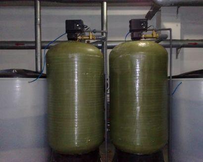 天津富莱克2900一用一备全自动锅炉软化水设备