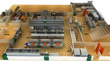 商用厨房3D软件