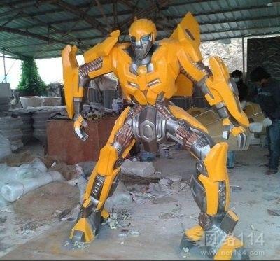 深圳玻璃钢雕塑厂家