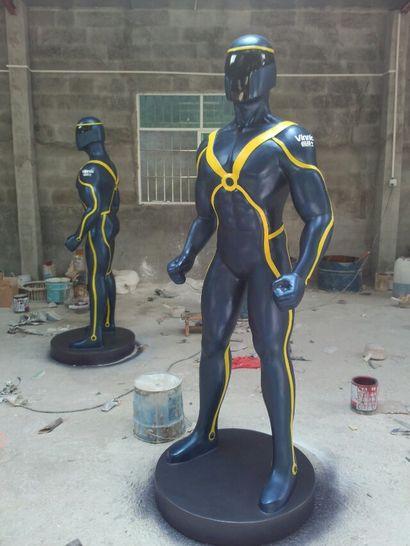 玻璃纤维制作,深圳玻璃纤维雕塑厂家