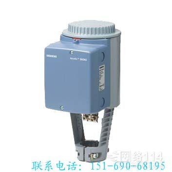 SKD32.50 SKD32.51西门子电动执行器SKD系列