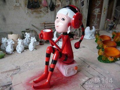 玻璃钢卡通雕塑生产厂家