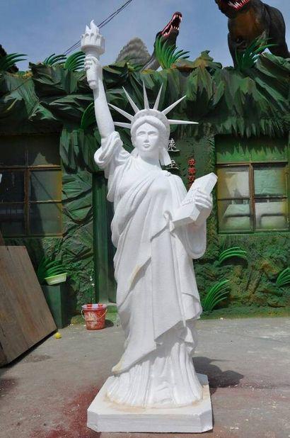 大连玻璃钢雕塑