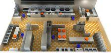 商用厨房软件,厨房设计软件,商用厨房设计