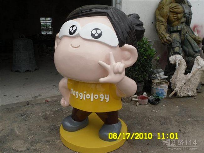 香港卡通雕塑生产厂家