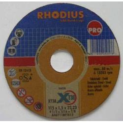 优势批发德国罗迪斯(RHODIUS)切割片、打磨片