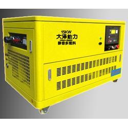 燃气发电机组-15kw燃气发电机