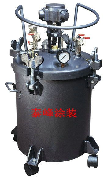 自动搅拌涂料压力桶,涂料输送压力桶,不锈钢内胆涂料压力罐