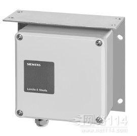 西门子压差传感器QBE61.3-DP2,QBE61.3-DP5,QBE61.3-DP10